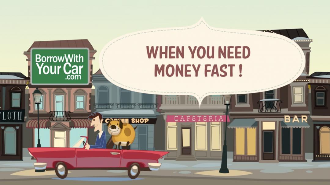 Borrow With Your Car